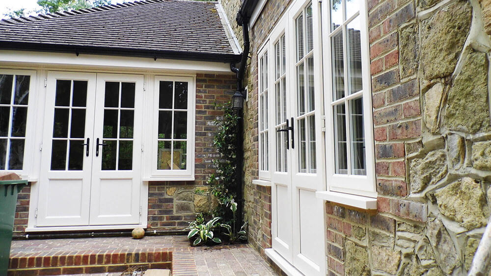 Evolution French Doors