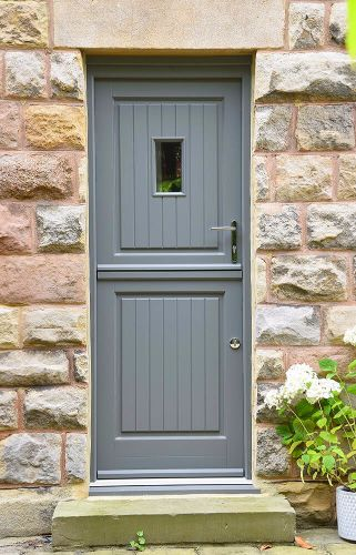Timber stable door