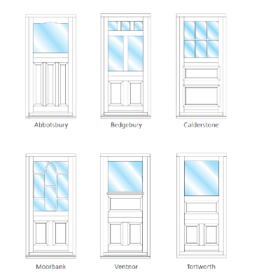 Conservation door styles